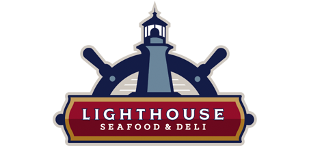 Lighthouse Seafood and Deli Logo